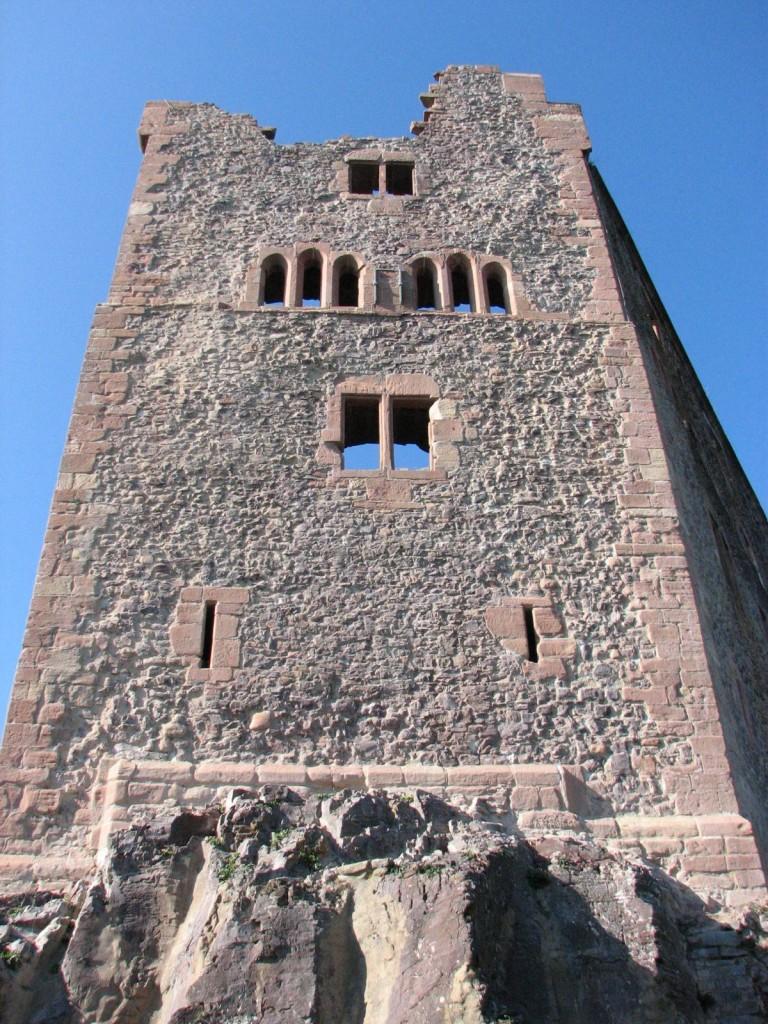 Die Hohen-Geroldseck auf dem Schönberg